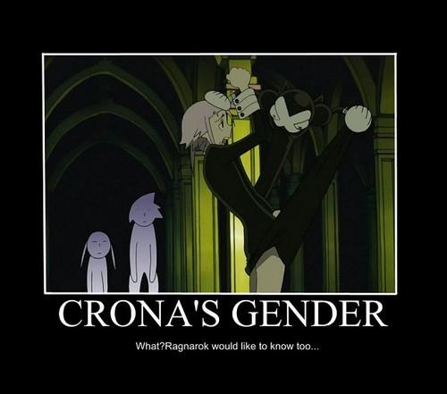 Chrona's Gender