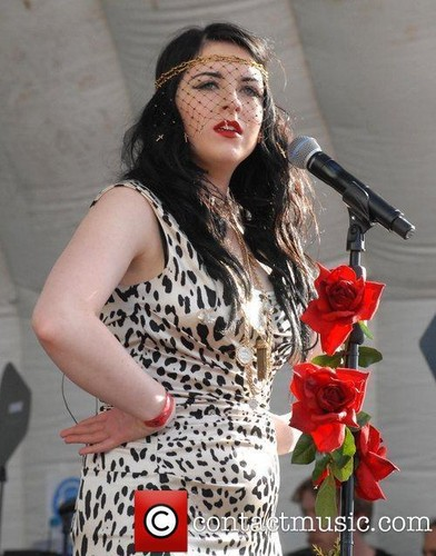 Clare Performing @ 2011 Bristol Gay Pride Parade
