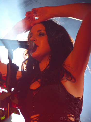 Clare Performing @ Glasgow at Oran Mor (2011)