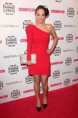 Cosmopolitan Ultimate Women Of The anno Awards 2011