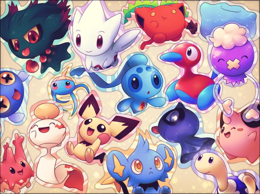 Cute Pokemons!!!!