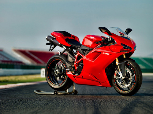 DUCATI 1198S - motorcycles Wallpaper