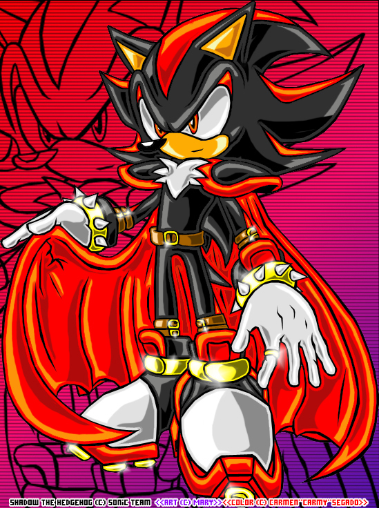 Shadow The Hedgehog Images Dark King Hd Wallpaper And Background