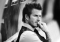 David Beckham hot stuff