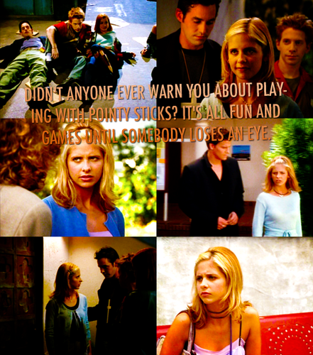 Buffy the Vampire Slayer/Recap/S3 E2 Dead Mans Party