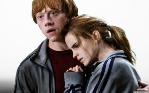 Deathly Hallows Movie Stills