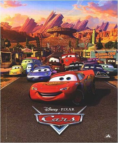 Disney Cars - disney-pixar-cars Photo
