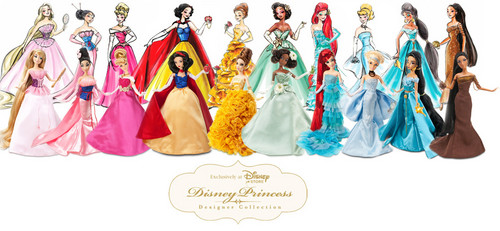 디즈니 Princess Collection Doll