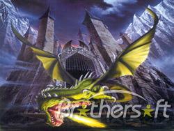 Dragon castillo