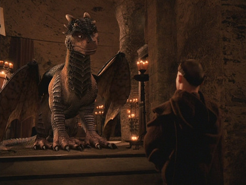 Dragonheart & Dragonheart 2 پیپر وال with a triceratops called Dragonheart 2