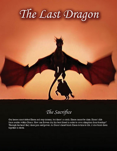 Dragonheart Magazine Cover
