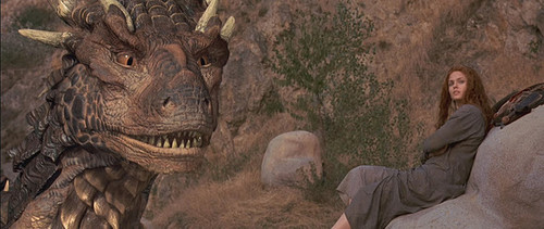 Dragonheart & Dragonheart 2 پیپر وال with a triceratops titled Dragonheart
