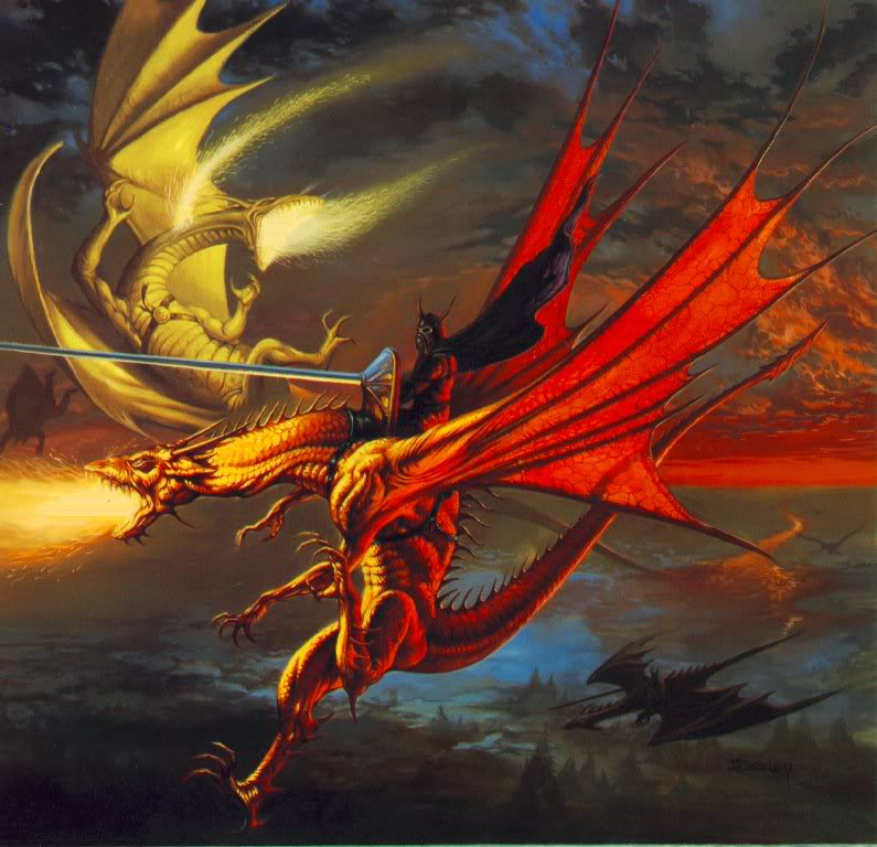 ドラゴン Fighting