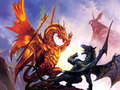 dragones Fighting