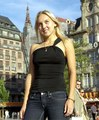Elena Vesnina breast
