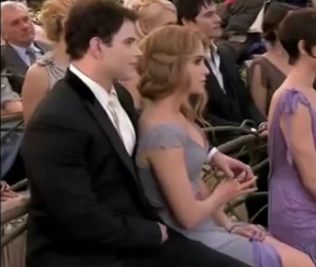 Emmett Rosalie - 'Breaking Dawn: Pt. 1' BTS Trailer