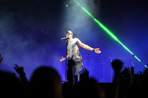 Enrique Iglesias In konsert