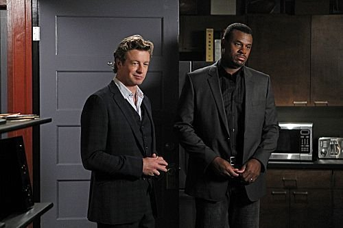 The Mentalist wallpaper with a business suit, a suit, and a three piece suit called Episode 4.09 - The Redshirt - Promotional Photos