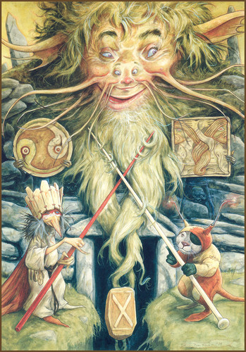 Exchange [the Runes of Elfland]