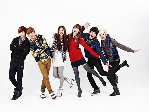 F(X) & SHINee for Eithtoo