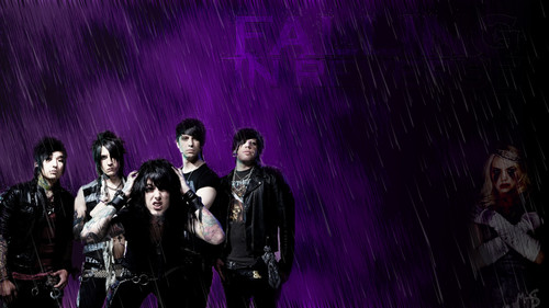 Falling In Reverse Wallpaper Possibly With A Concert And Fountain Called FIR WP
