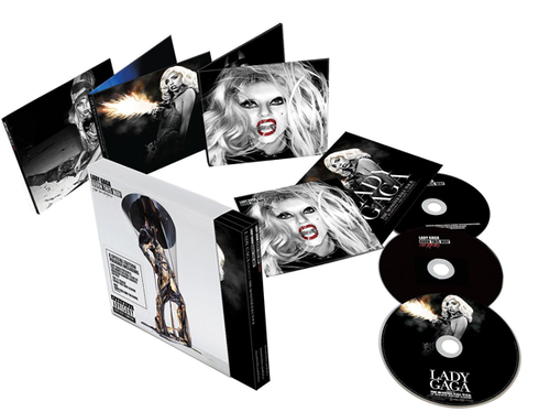 First Look at 'Born This Way – The Collection' Packaging