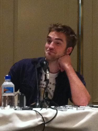 First Pics Of Rob BD LA press junket