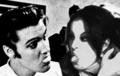 Funny XD - elvis-aaron-presley-and-lisa-marie-presley photo