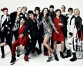 Glee cast♥ - glee wallpaper