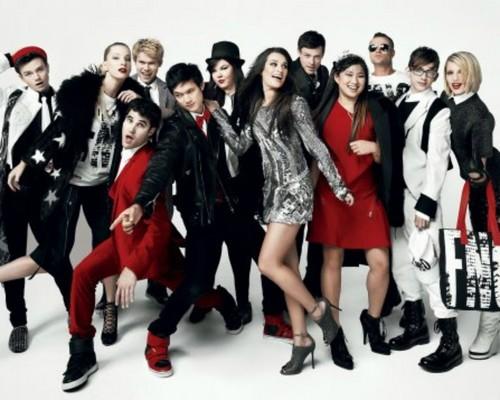 Glee cast♥