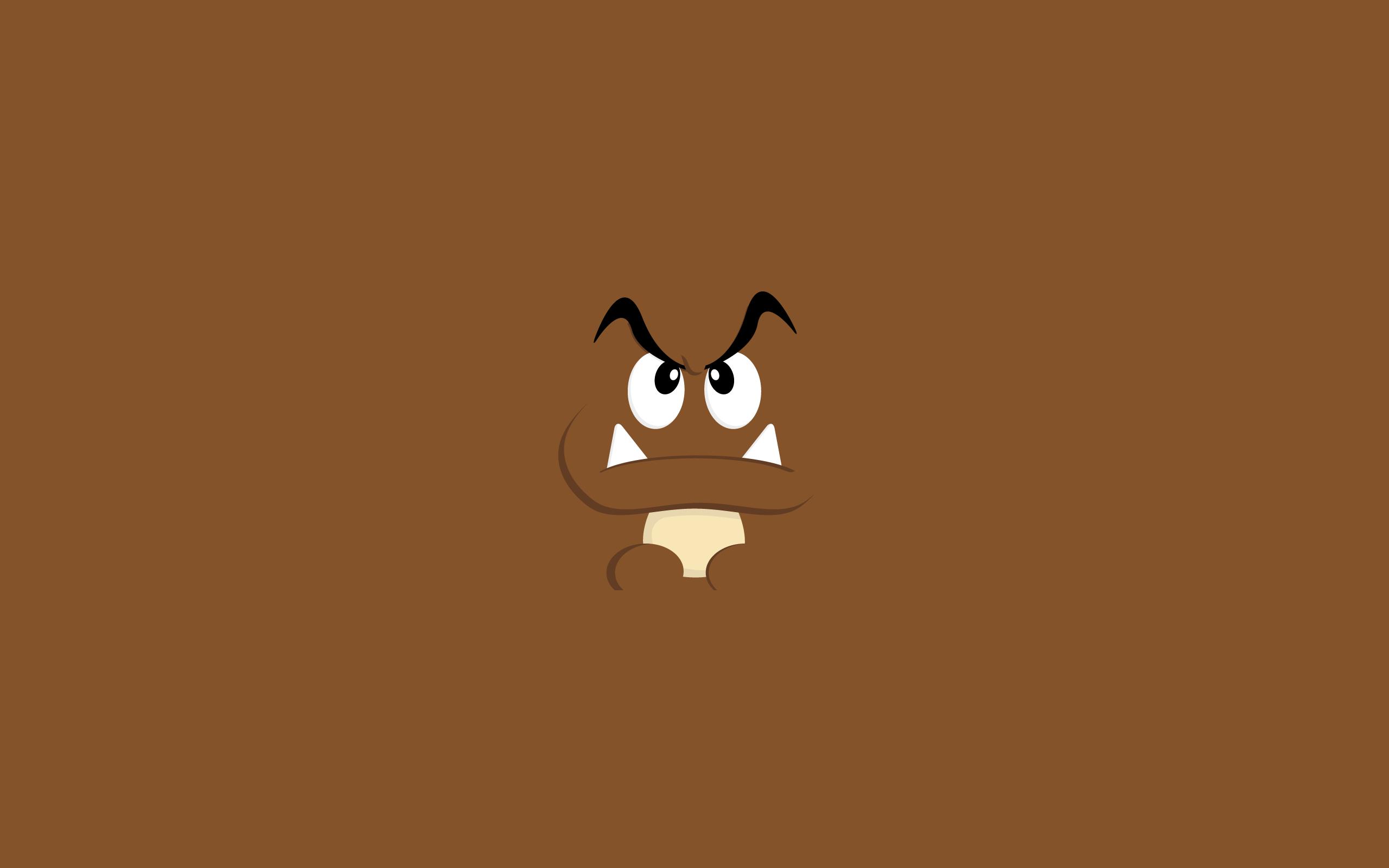 Goomba - Nintendo Villains fond d'écran (26502643) - fanpop