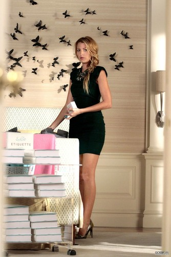 Gossip Girl 5.08 'All The Pretty Sources'