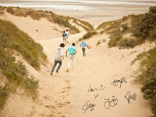 One Direction wallpaper titled HQ pic for 'Up All Night' x♥x