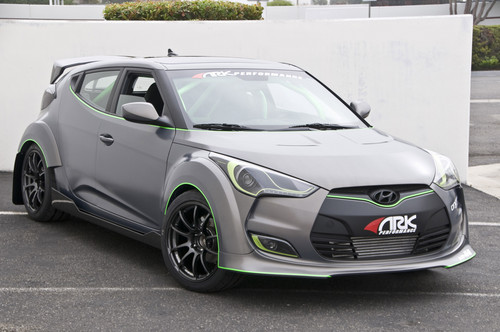 HYUNDAI VELOSTER ARK PERFORMANCE