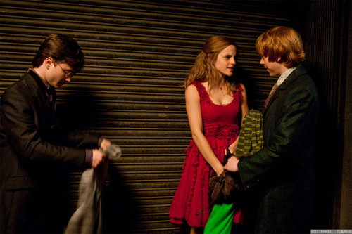 Harry Potter and the Deathly Hallows - Promotional Stills