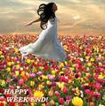 Have a lovely weekend Princess