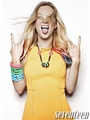 Heather Morris - Seventeen Magazine (November 2011)