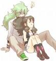Hilda & N
