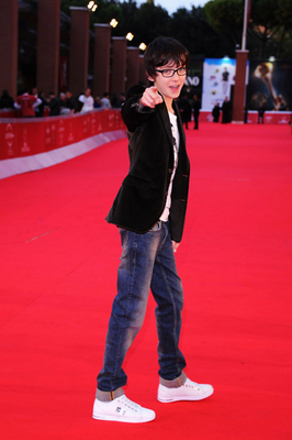 Asa Butterfield images Hugo Rome Premiere (October 31st 2011)  wallpaper and background photos