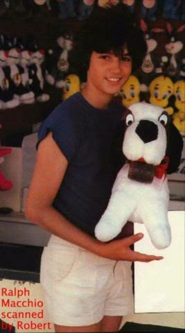 I love you, Ralph! (: - ralph-macchio photo