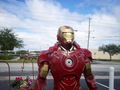 Iron man Costume - iron-man photo