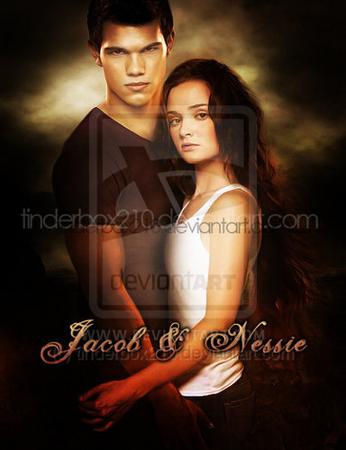 Jacob Black and Renesmee Cullen images Jacob & Renesmee ...