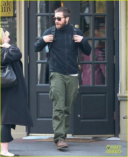 Jake Gyllenhaal: Breakfast in the Village