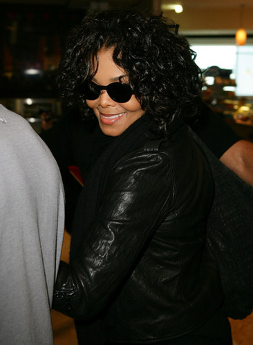 Janet Jackson Returns To Australia