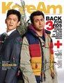 John Cho & Kal Penn on the Cover of KoreAm Magazine (November 2011) - harold-and-kumar photo