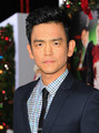 John Cho @ the Premiere of 'A Very Harold &amp; Kumar 3D Christmas'