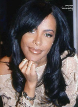 Juicy 2011 - One In A Million: aaliyah We Miss You…