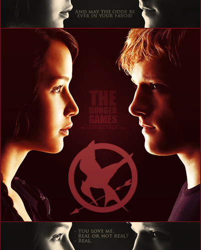 K and P - the-hunger-games-movie Fan Art