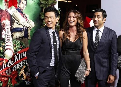 Kal Penn @ the Premiere of 'A Very Harold & Kumar 3D Christmas'