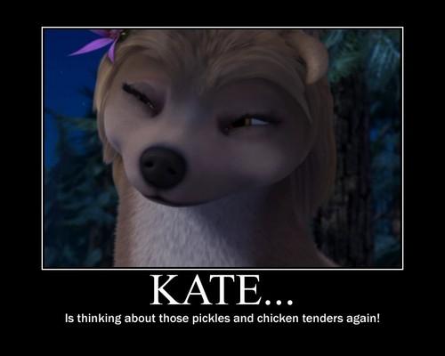 Kate demotivational